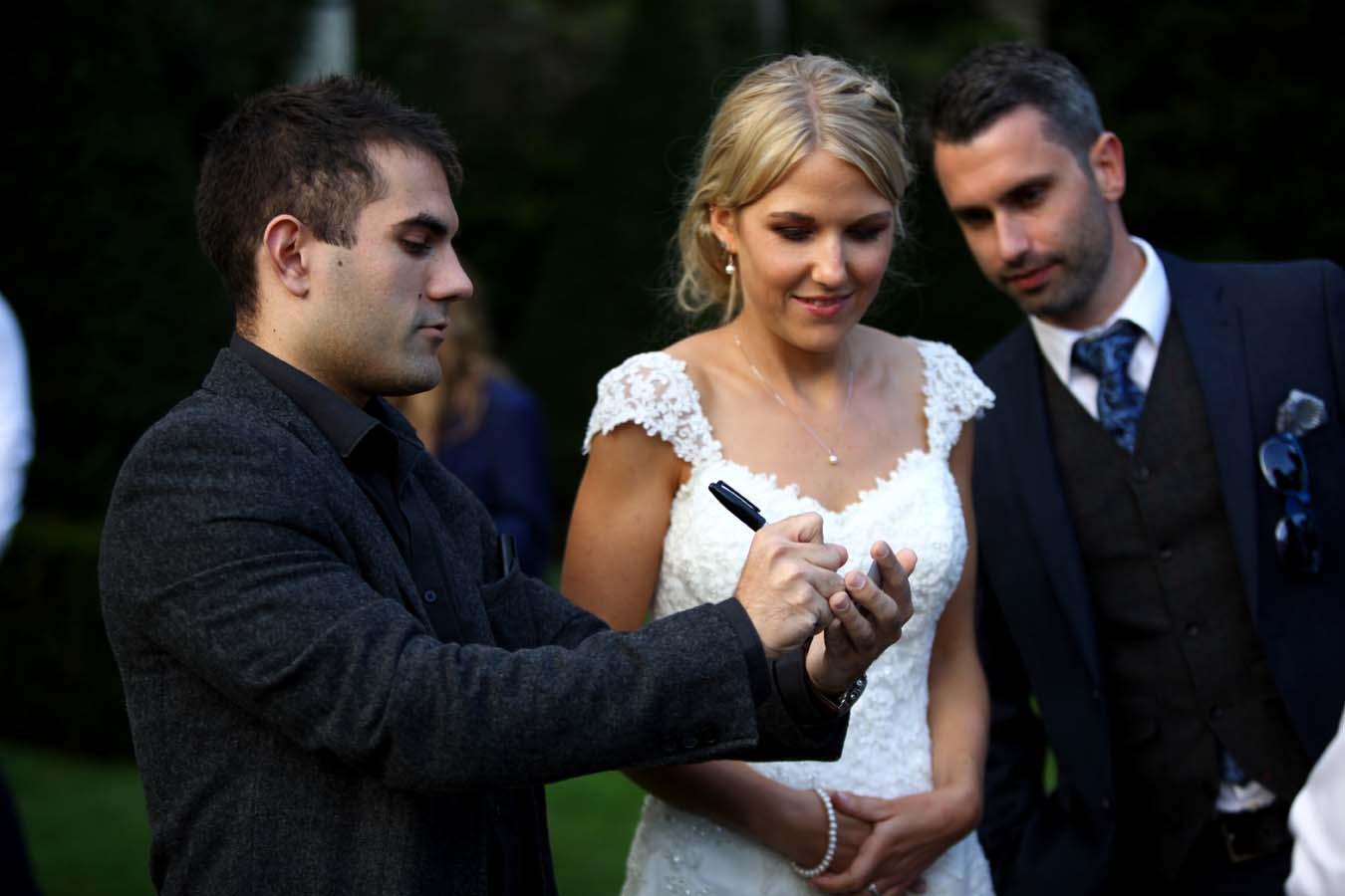 Dorset Wedding Magician
